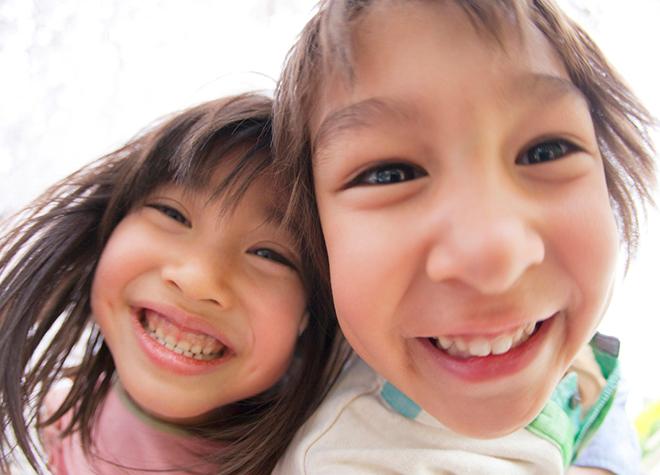 無理に治療を進めないなど、お子さまに優しい診療を心がけています!