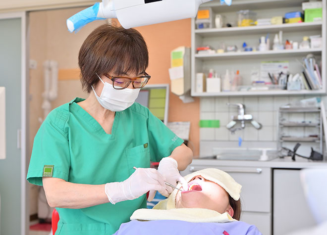 うめがえ歯科医院