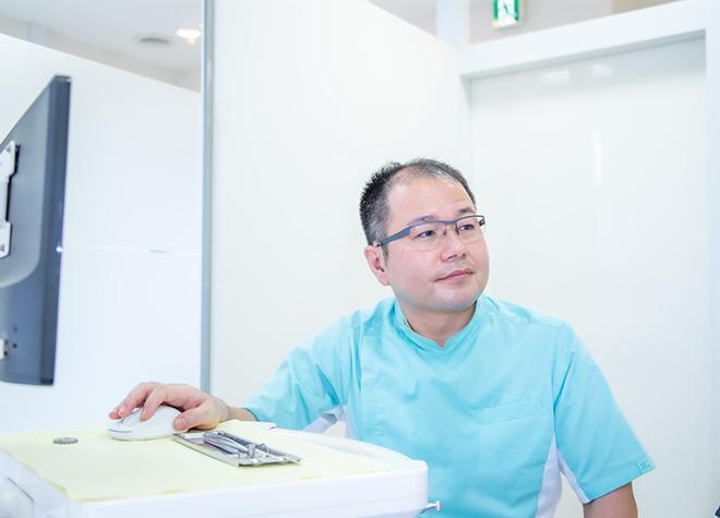 治療後の定期検診にも力を入れています。