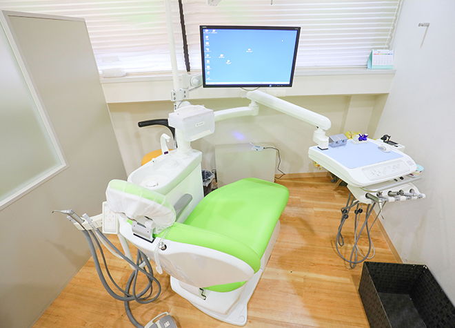 患者さまの年齢や口内環境に合わせて、予防方法を提案いたします