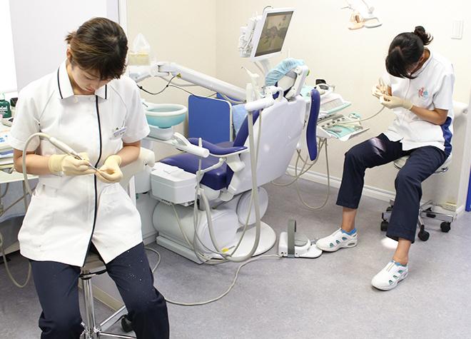 スタッフ一丸となって、あなたの歯並び改善をお手伝いします