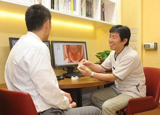 歯周病の根源を除去し、患者さまの負担を考慮した治療を行っています