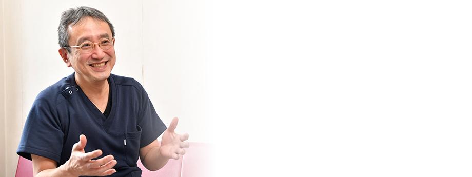 戸田歯科医院_インタビュー1