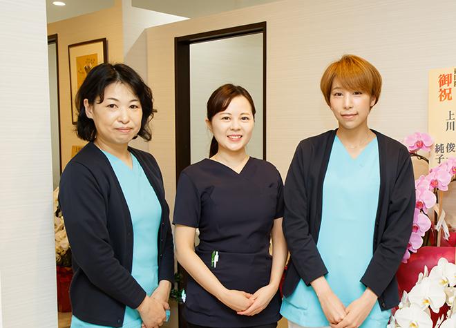 上川眼科歯科
