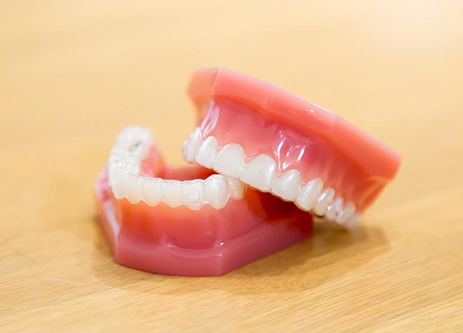 かわいいお子さまの歯並びを整えるために小児矯正歯科に対応しています