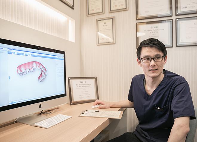 即日、3Dでご自身の歯並びがどのような状態になるのか無料シミュレーションが可能です
