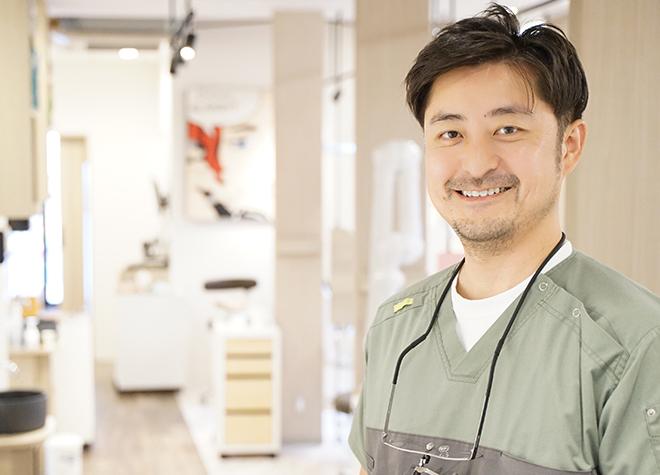 チェルシーデンタルクリニック 野田 潤一郎 男性