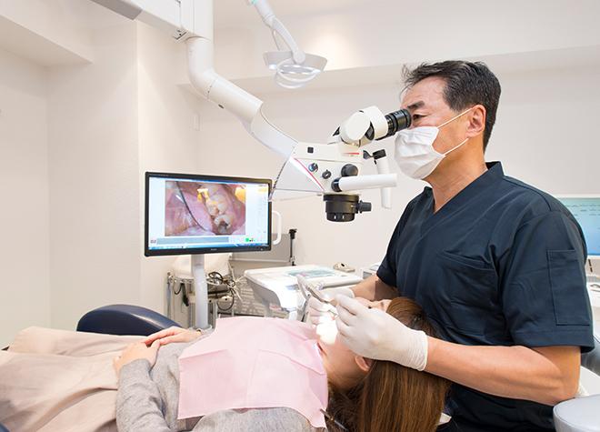 他の歯を守る治療であるインプラント治療にも力を入れています