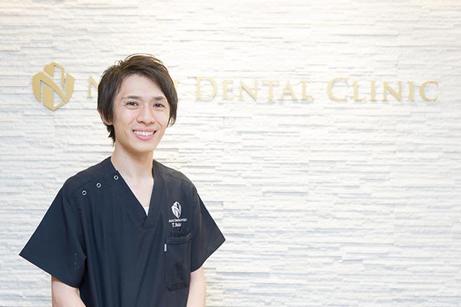 ノア歯科クリニック中目黒 坂田 尭久 院長男性