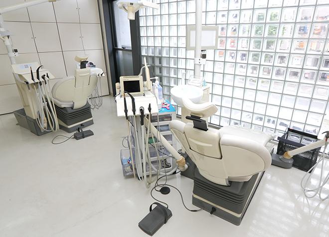 できる限り削らない虫歯治療を行います