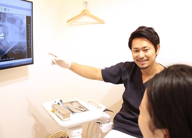 ホームケアと歯科医院でのケアをしっかり行うことで歯周病を改善していきます
