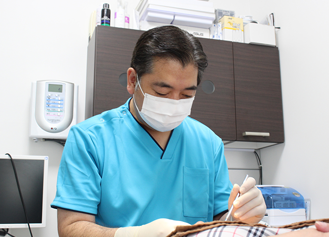 青木歯科医院_特徴1