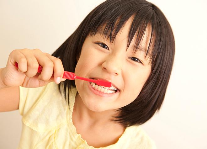 歯科医院に慣れることがお子さまの治療のスタートです