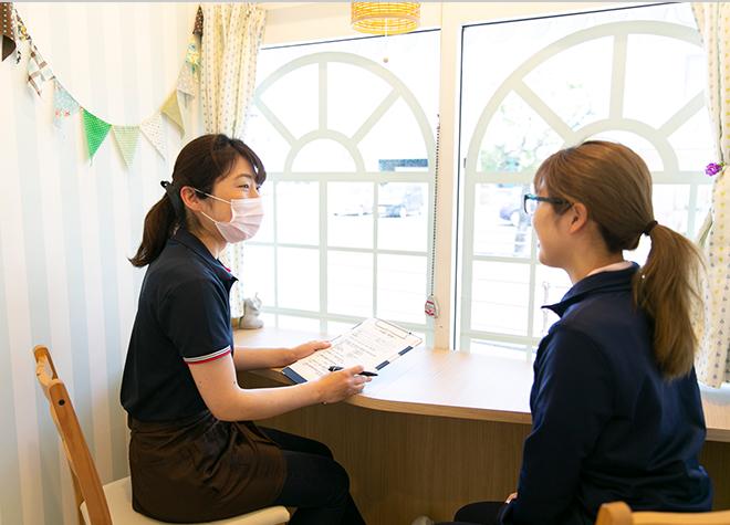 患者さまにご自身の歯を長く維持していただけるように、正しい歯の磨き方をお伝えしています