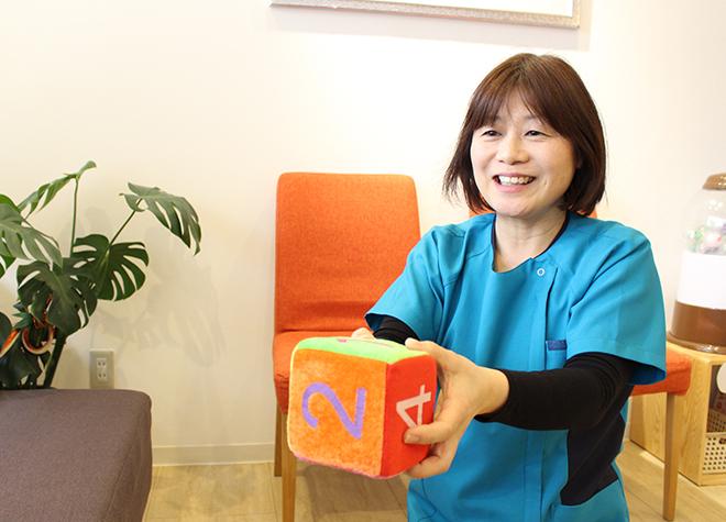 歯科治療を通して、お子さまが素敵な人生を送れるようにお手伝いしています
