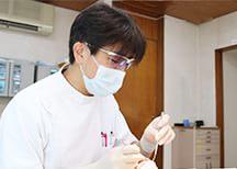 日本歯周病学会歯周病専門医による歯周病治療