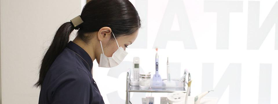 女性歯科医師の視点で美容診療をご提案