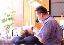 得意分野は、入れ歯などの義歯