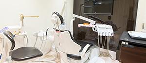 こだわりのつまった設備と院内より良い治療を提供するために整えられた治療設備と院内環境
