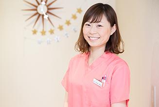 歯科助手設楽 夏季(Natsuki Shitara)