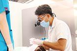 まつむら歯科クリニック(大阪市阿倍野区)|医師・スタッフ|院長 松村 新吾(Shingo Matsumura) 3