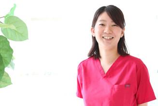 まつむら歯科クリニック(大阪市阿倍野区)|医師・スタッフ|受付 藤村(Fujimura)