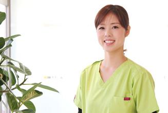 まつむら歯科クリニック(大阪市阿倍野区)|医師・スタッフ|歯科衛生士 上野山(Uenoyama)