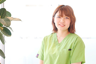 まつむら歯科クリニック(大阪市阿倍野区)|医師・スタッフ|歯科助手 福田