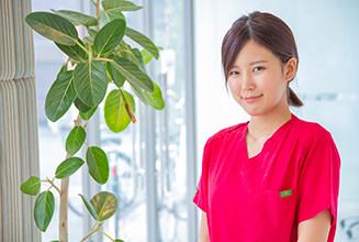 まつむら歯科クリニック(大阪市阿倍野区)|医師・スタッフ|歯科衛生士 太田