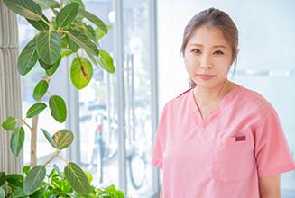 まつむら歯科クリニック(大阪市阿倍野区) 医師・スタッフ 歯科助手 田中
