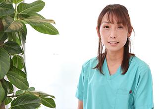 まつむら歯科クリニック(大阪市阿倍野区)|医師・スタッフ|受付 北岡