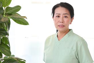 まつむら歯科クリニック(大阪市阿倍野区)|医師・スタッフ|歯科衛生士 上田