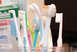 当院のスタッフは全員歯科衛生士の資格を有しています。