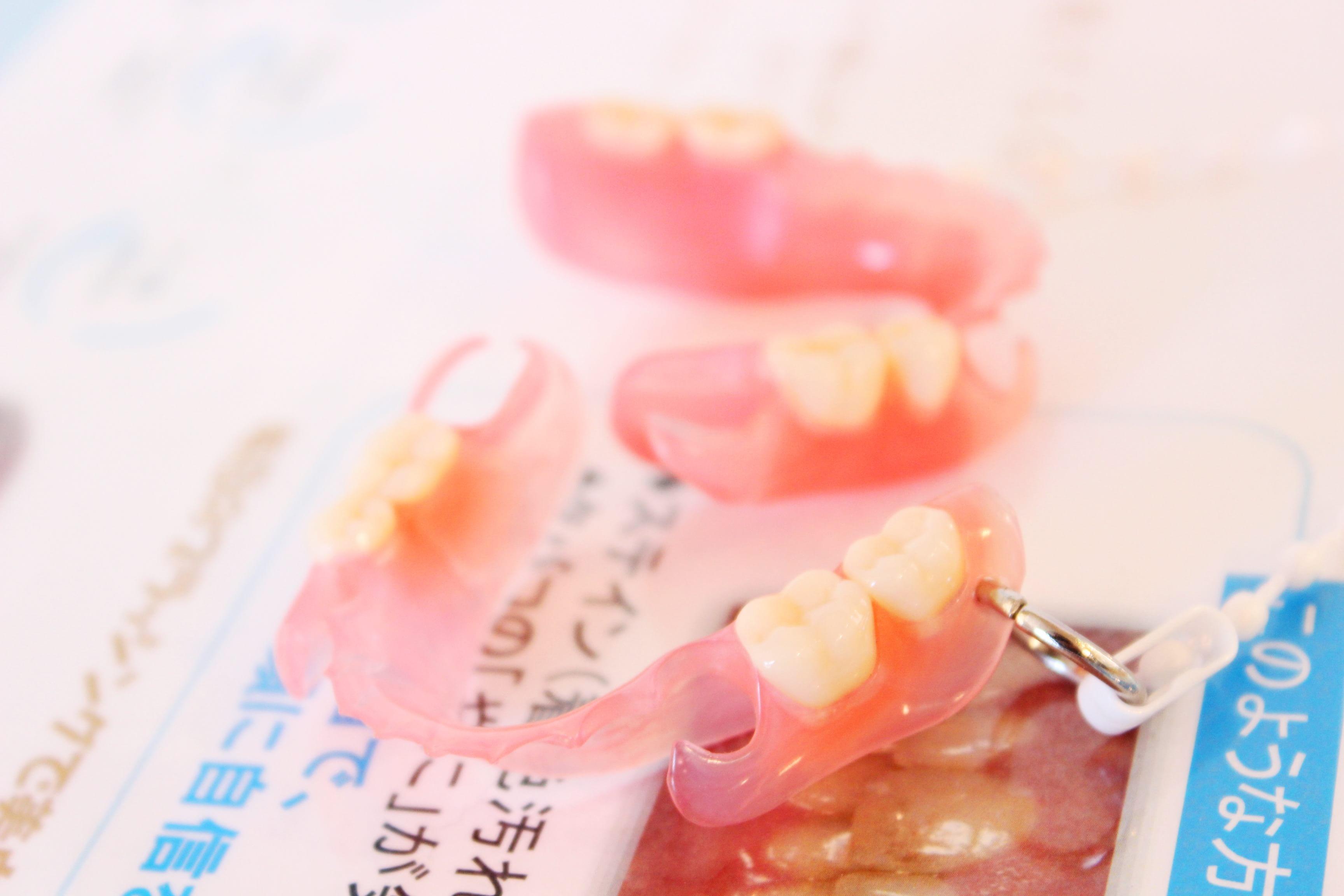 お年寄りの方だけではない?義歯を選択する必要性