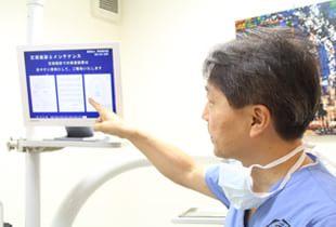 一人ひとりとのコミュニケーションを重視~患者様にとって最適な治療の提案~