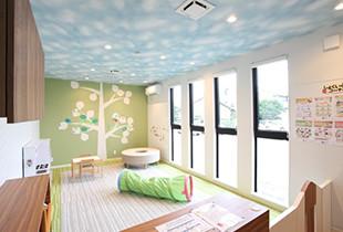食育教室開催&キッズスペースと無料託児の設置~歯医者と食育の融合~