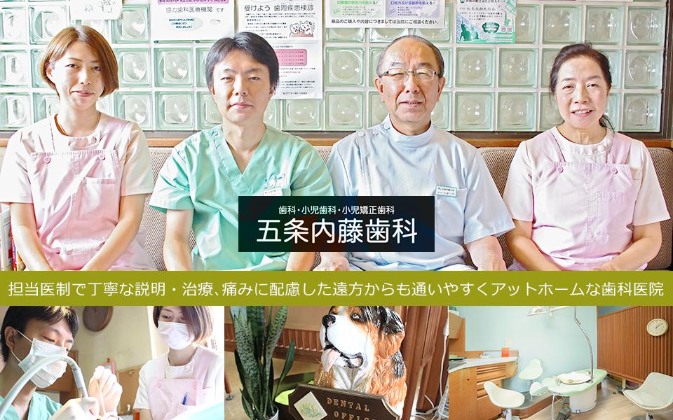 担当医制で丁寧な説明・治療、痛みに配慮した遠方からも通いやすくアットホームな歯科医院