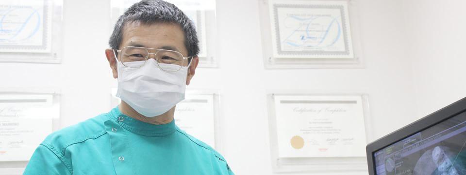 歯を失ってしまった場合でも患者様一人ひとりに合わせた治療をご提案