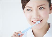 患者さまに大人気の予防歯科