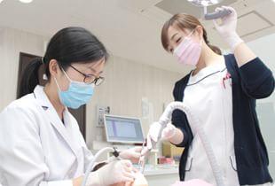 立川さくら歯科クリニック|特徴 2