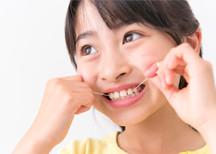 お子さまの歯を守るための治療
