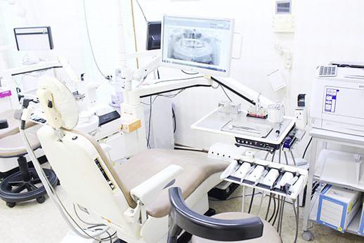居心地の良い診療ユニット