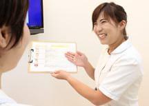 やさしく、丁寧な治療で 納得頂ける安心な治療を