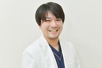 歯科医師 内田 朋寛(Tomohiro Uchida)