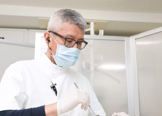 虫歯や歯周病、口腔がん検診まで患者様のあらゆるお口のお悩みに寄り添った治療を。