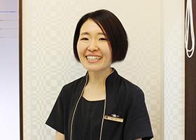 歯科衛生士横山佳子(Keiko Yokota)