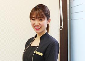 歯科助手<br>中島京香(Kyoka Nakajima)