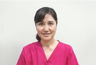 歯科衛生士 村山 奈保美(Naomi Murayama)