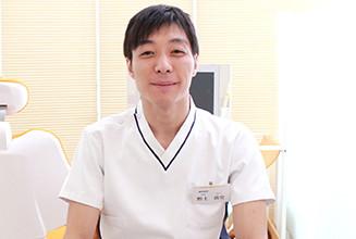 歯科医師 野上 敦史(Atsushi Nogami)