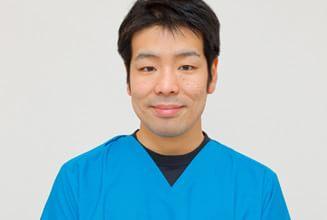 副院長 清水 俊介 (Shunsuke Shimizu)